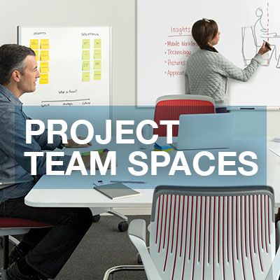 Project Team Spaces
