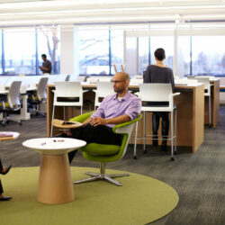 shared collaborative spaces